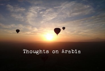thoughts of Arabia